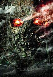 постер к фильму Терминатор: Да придёт спаситель (2009)