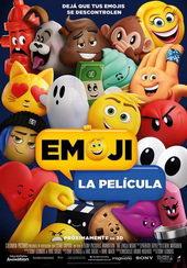 плакат к мультику Эмоджи фильм (2017)