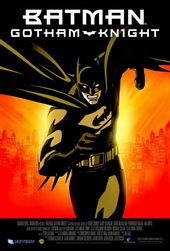 плакат к мультфильму Бэтмен: Рыцарь Готэма (2008)