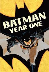 постер к мультику Бэтмен: Год первый (2011)