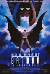 Бэтмен: Маска Фантазма (1993)