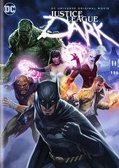 плакат к мультфильму Темная Вселенная (2017)
