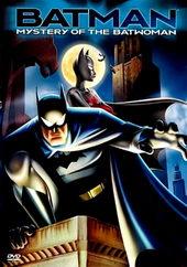 постер к мультфильму Бэтмен и тайна женщины-летучей мыши (2003)