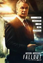 плакат к фильму Миссия невыполнима: последствия (2018)