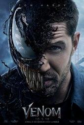 плакат к фильму Веном (2018)