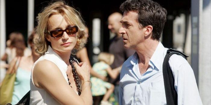 персонажи из фильма Не говори никому (2007)