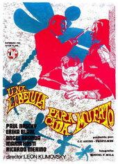 плакат к фильму Стрекоза на каждом трупе (1974)