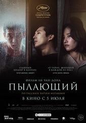 афиша к фильму Пылающий (2018)