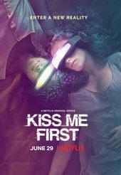постер к сериалу Поцелуй меня первым (2018)