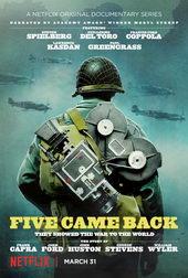 плакат к фильму Пятеро вернулись домой (2017)