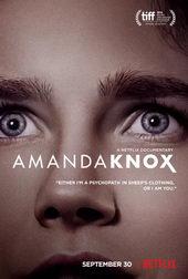 плакат к фильму Аманда Нокс (2016)