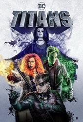 постер к сериалу Титаны (2018)