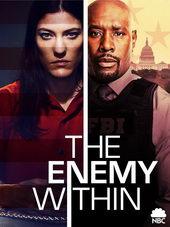 плакат к сериалу Враг внутри (2019)