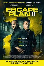 постер к фильму План побега 2 (2018)