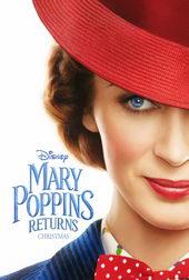 плакат к фильму Мэри Поппинс возвращается (2019)