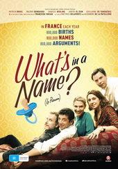 постер к фильму Имя (2012)