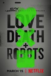 постер к фильму Любовь, смерть и роботы (2019)