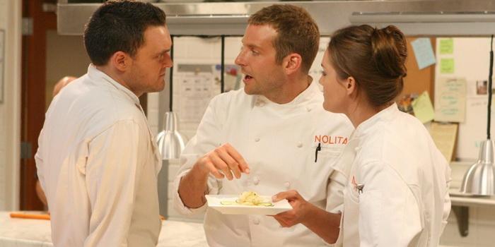 герои из сериала Секреты на кухне (2005)