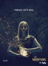 постер к сериалу Волшебники (2016)