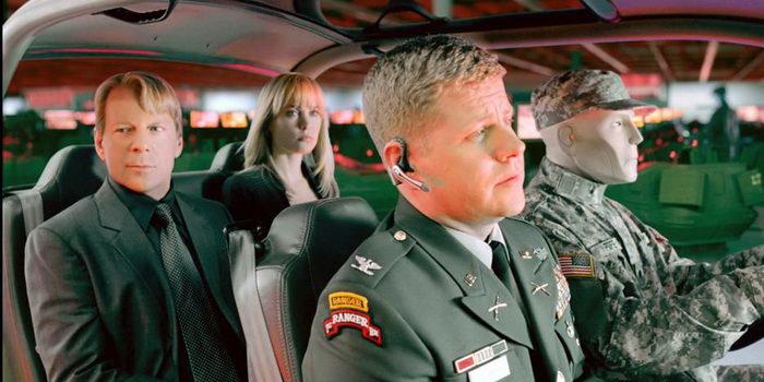 герои из фильма Суррогаты (2009)