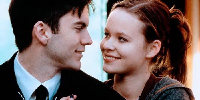 сцена из фильма Красота по-американски (2000)