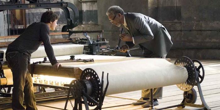 персонажи из фильма Особо опасен (2008)