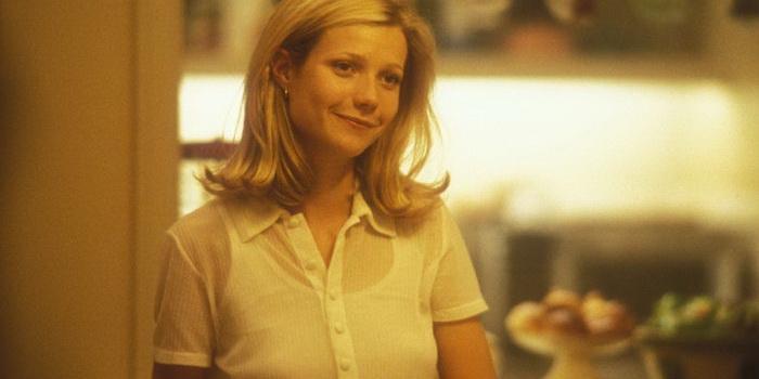 героиня из фильма Семь (1995)