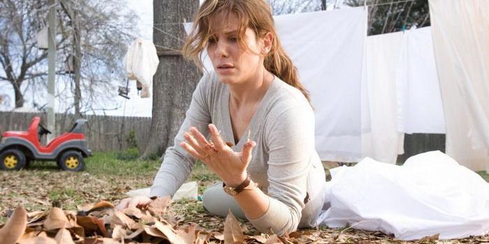 героиня из фильма Предчувствие (2007)