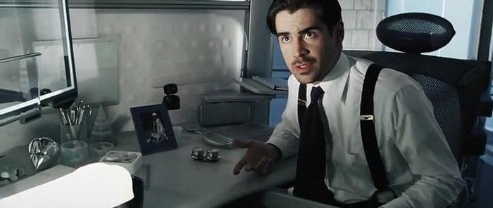 кадр из фильма Особое мнение (2002)