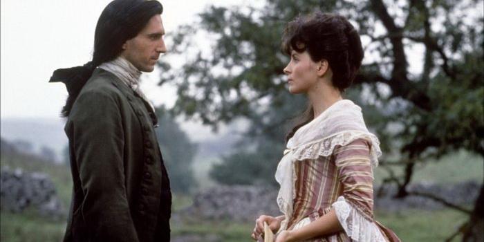 кадр из фильма Грозовой перевал (1992)