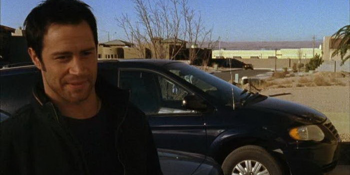 герой из фильма Найти убийцу (2007)