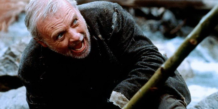 сцена из фильма На грани (1997)