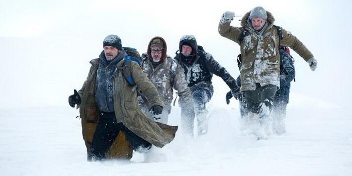 персонажи из фильма Схватка (2011)