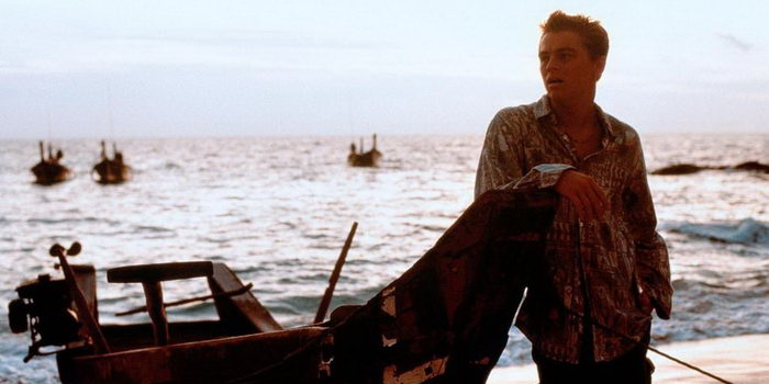 кадр из фильма Пляж (2000)