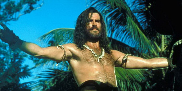 кадр из фильма Робинзон Крузо (1997)