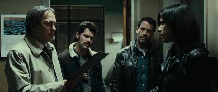 сцена из фильма Тело (2012)
