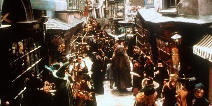 фильм Гарри Поттер и философский камень (2002)