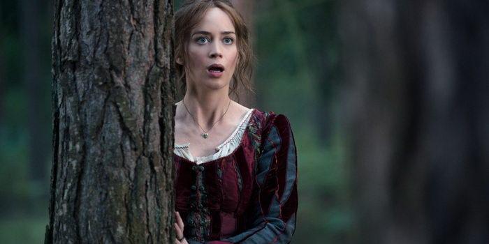 героиня из фильма Чем дальше в лес… (2014)