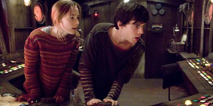 Город Эмбер: побег (2008)