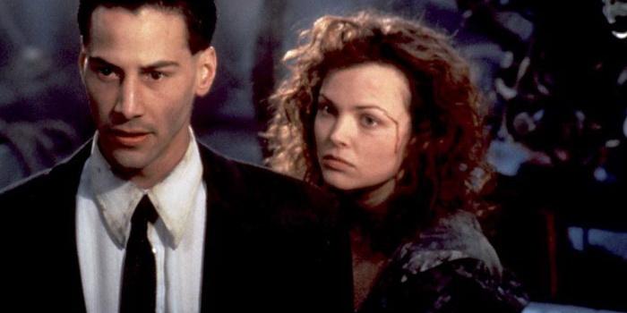 герои из фильма Джонни Мнемоник (1995)