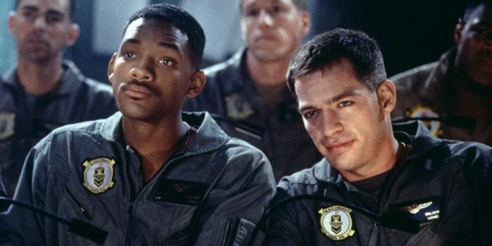 кадр из фильма День независимости (1996)
