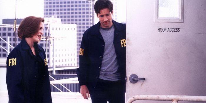 кадр из фильма Секретные материалы: Борьба за будущее (1998)