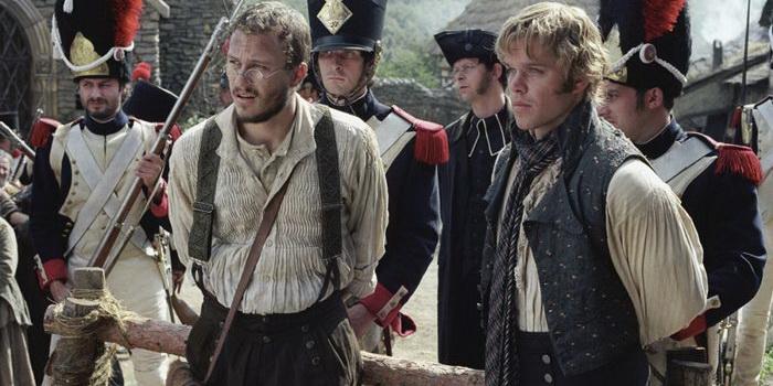 герои из фильма Братья Гримм (2005)
