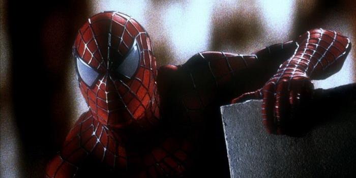 герой из фильма Человек-паук (2002)