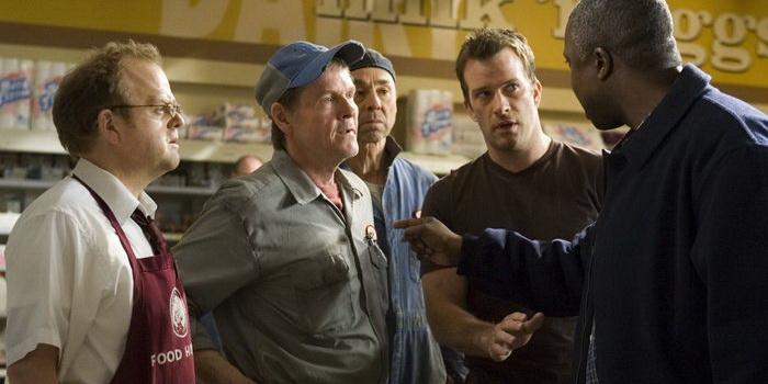 герои фильма Мгла (2007)