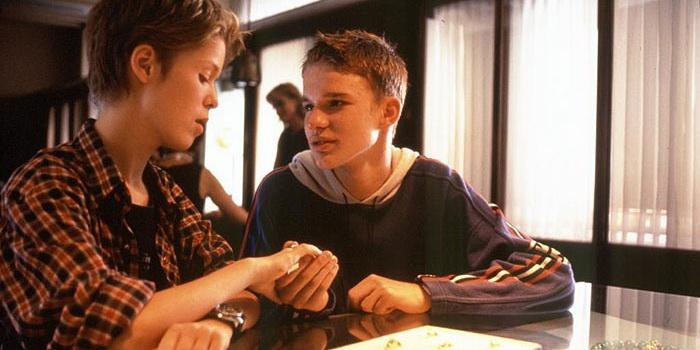 кадр из фильма Муравьи в штанах (2000)