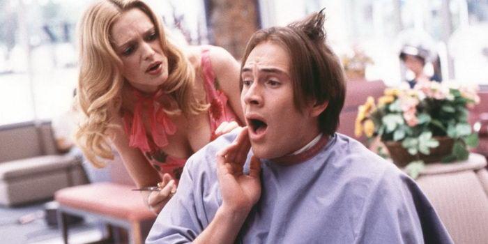 сцена из фильма Скажи, что это не так (2001)