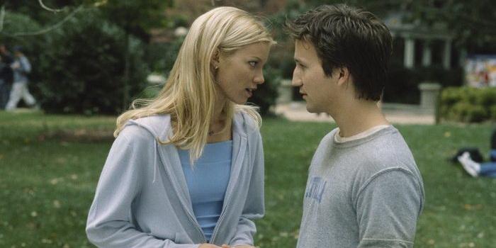 сцена из фильма Дорожное приключение (2000)