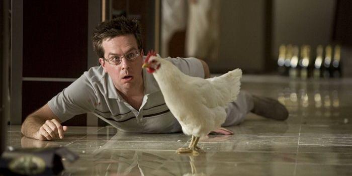 герой из фильма Мальчишник в Вегасе (2009)