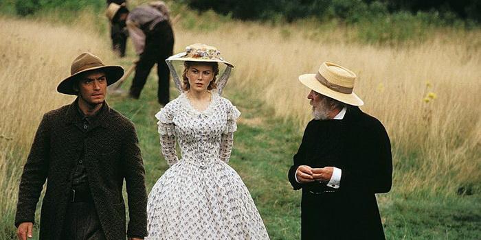 кадр из фильма Холодная гора (2004)